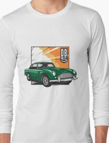 Aston Martin DB5  Long Sleeve T-Shirt