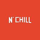 Netflix & Chill by 4ogo Design
