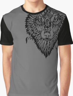 Clasic Wolf Paint! Graphic T-Shirt