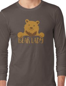 BEAR Lady Long Sleeve T-Shirt