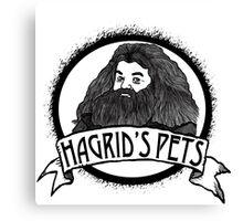 The pet shop! Canvas Print