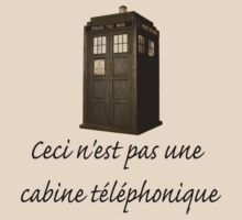 This is not a phone box by T1SN