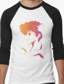 Spike Cowboy Bebop Men's Baseball ¾ T-Shirt