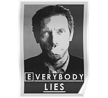 Everybody lies Poster