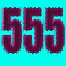 555 by TeaseTees