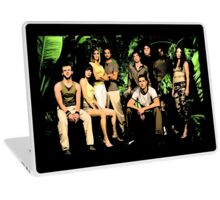 Lost - Group Laptop Skin