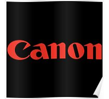 Canon Poster