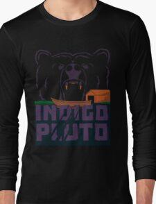 Indigo Pluto - Bear Lake Massacre Long Sleeve T-Shirt
