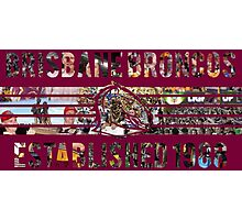 Brisbane Broncos - NRL Photographic Print