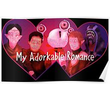 My Adorkable Romance Poster