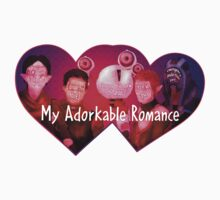 My Adorkable Romance Kids Tee