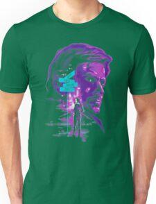 Man in purple T-Shirt