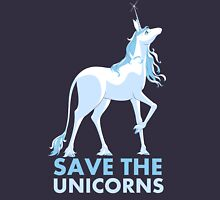 Save the Unicorns Unisex T-Shirt