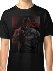 EVIL Ryu So badass Street Fighter Classic T-Shirt