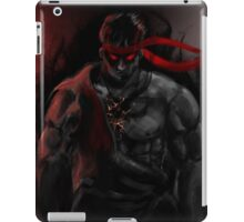 EVIL Ryu So badass Street Fighter iPad Case/Skin
