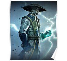 Raiden, Mortal Kombat Poster