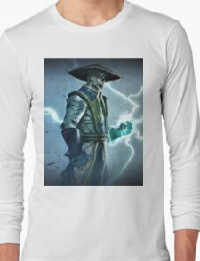 Raiden, Mortal Kombat Long Sleeve T-Shirt