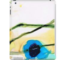 Modern Abstract Art - A Perfect Moment - Sharon Cummings iPad Case/Skin