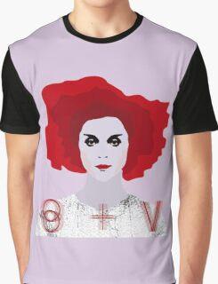 St Vincent Graphic T-Shirt
