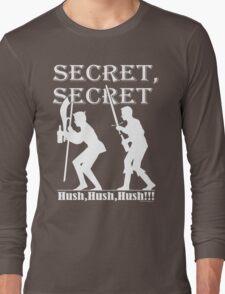 Galavant - secret mission Long Sleeve T-Shirt