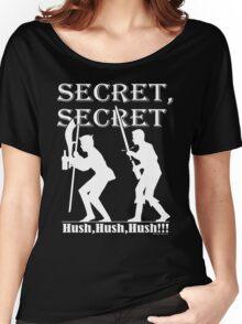 Galavant - secret mission Women's Relaxed Fit T-Shirt
