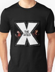 The X-Files Mulder and Scully T-Shirt