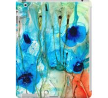 Unique Art - A Touch Of Red - Sharon Cummings iPad Case/Skin