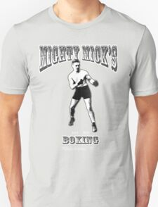 MIGHTY MICK'S BOXING, EST 1976 ( ROCKY BALBOA ) Unisex T-Shirt