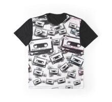 Cassette Drop Graphic T-Shirt