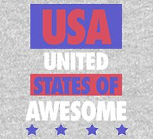 United States of Awesome - USA Unisex T-Shirt