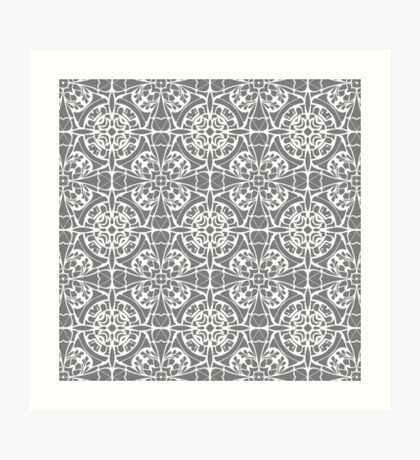 Unique Artistic Pattern Art Print