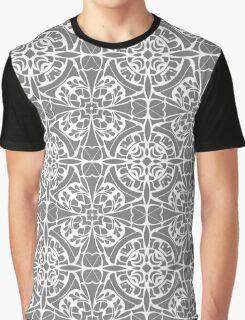 Unique Artistic Pattern Graphic T-Shirt