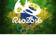 RIO 2016 Brazil Olympics  by RighteousOnix