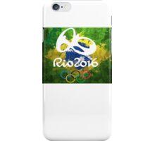 RIO 2016 Brazil Olympics  iPhone Case/Skin