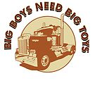 Big Boys Need Big Toys by Steve Harvey