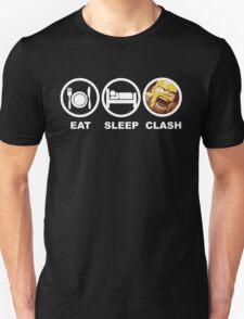 Eat - Sleep - Clash T-Shirt