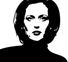 X FILES- Scully by DANNYD86