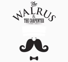 The Warlus & Carpenter Limited Edition Baby Tee