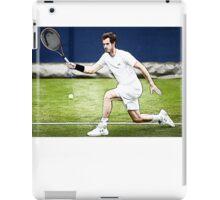 Andy Murray Wimbledon Tennis iPad Case/Skin