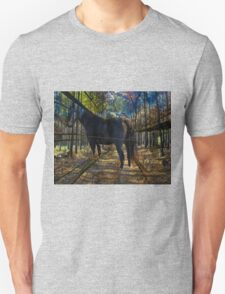 HORSE in the forest T-Shirt