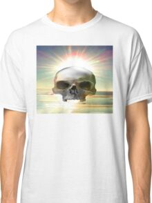 Skull Sunset Classic T-Shirt