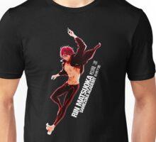 Rin Matsuoka from Free! Unisex T-Shirt