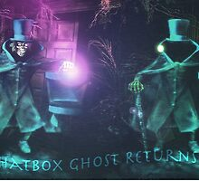 The Hatbox Ghost Returns by DisneyReady