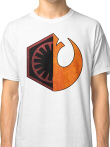 Star Wars Resistance and First Order Classic T-Shirt