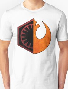 Star Wars Resistance and First Order T-Shirt
