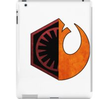 Star Wars Resistance and First Order iPad Case/Skin