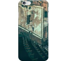 Abandoned Theater in Massachusetts iPhone Case/Skin