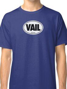 VAIL - EURO STICKER Classic T-Shirt
