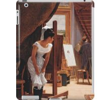 The Unwelcome Visitor iPad Case/Skin