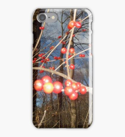 Nature Showing Off iPhone Case/Skin